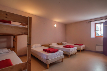 Chambres 5 personnes